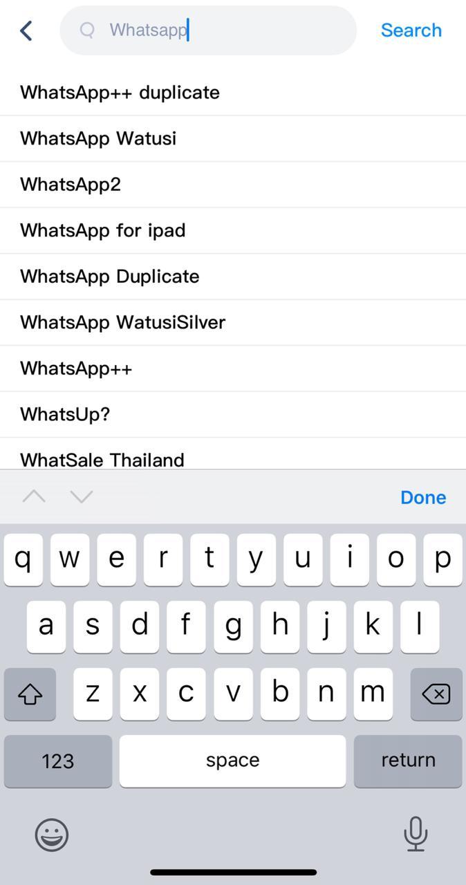 WhatsApp Plus Install on iOS