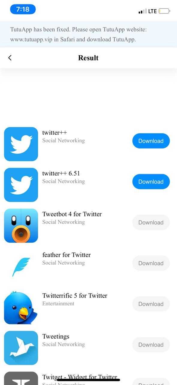 Open Twitter++