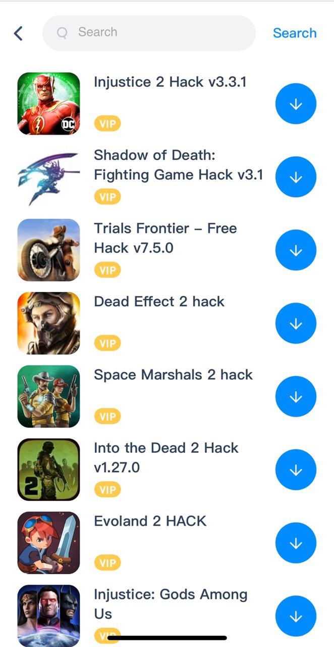Injustice 2 Hack on iOS - TuTuApp Lite VIP Free