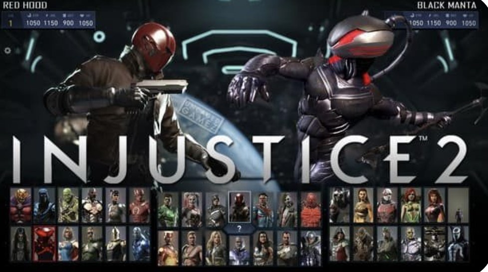 Injustice 2 Hack Game on iOS