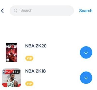NBA 2K20 Hack on iOS