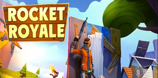 Rocket Royale Hack Game on iOS