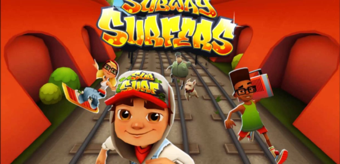 Subway Surfers Hack Game on iOS