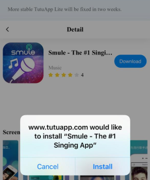 Install Smule VIP Free App
