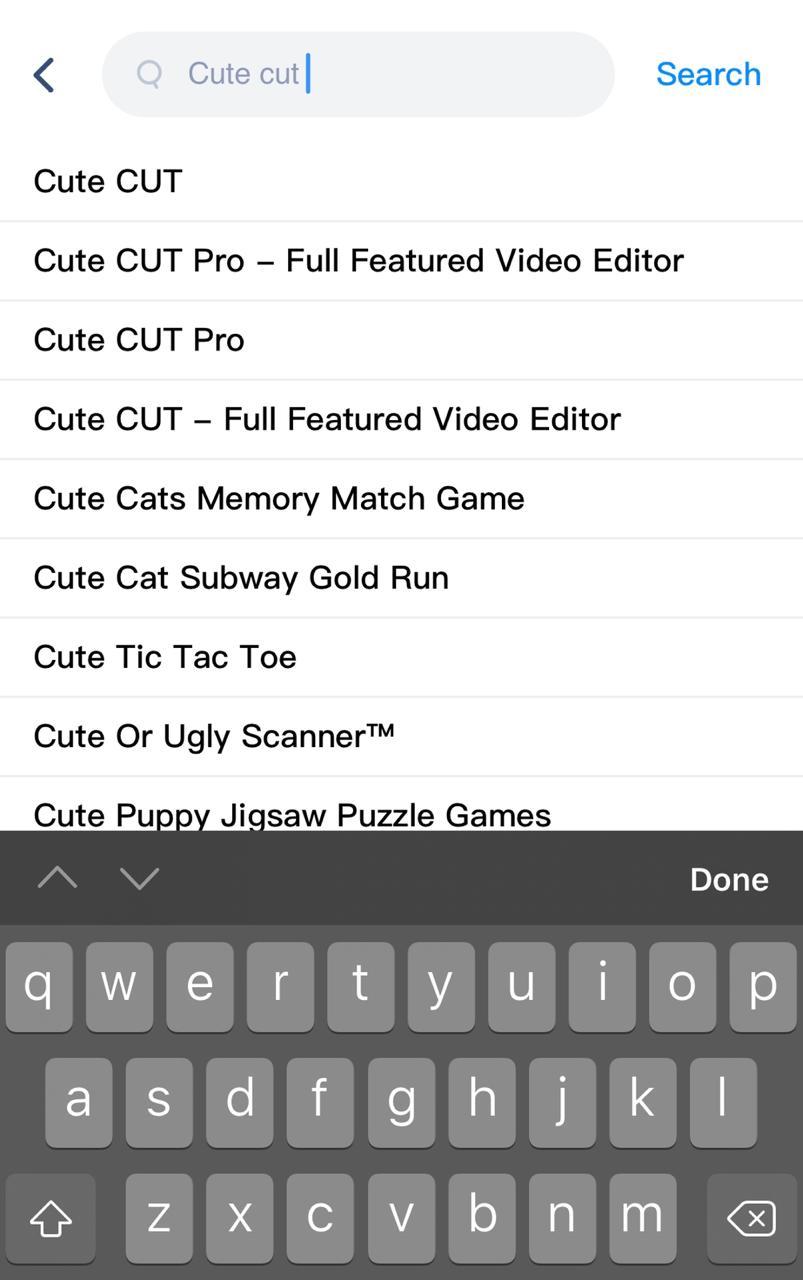 Cute CUT Pro Free on iOS