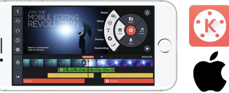 KineMaster Pro Hack Free on iOS